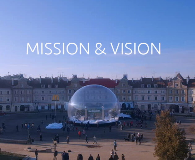 mission and vision of domes expert